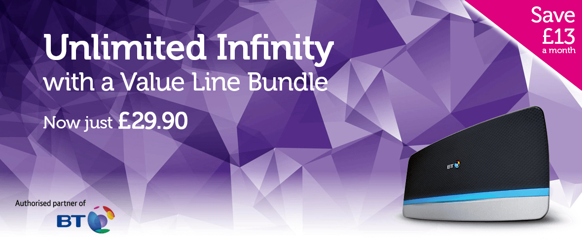BT Infinity Unlimited