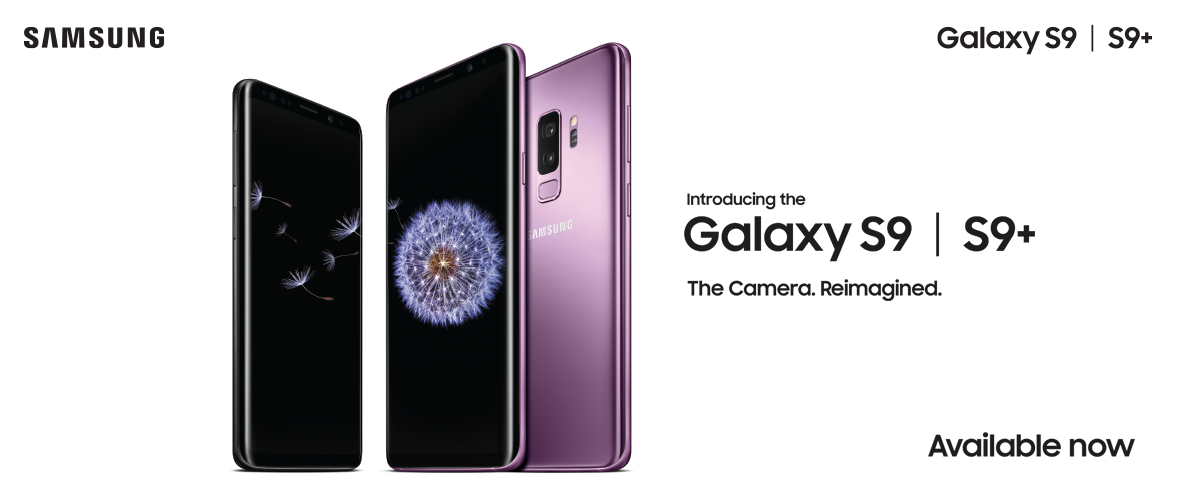 Samsung S9 Buy Now