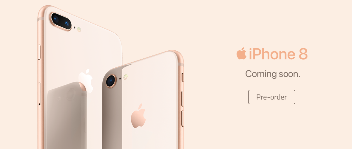 iPhone 8 Pre-order