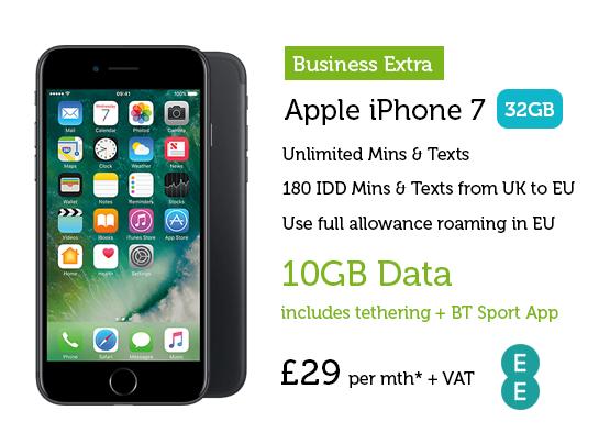 iPhone 7 32GB £29