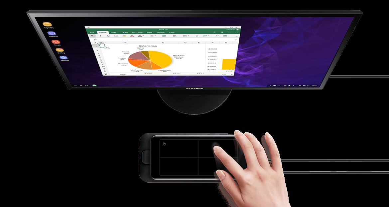 Samsung Business Desktop